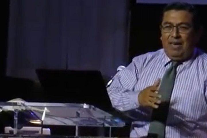 Pastor José Amado Rivero
