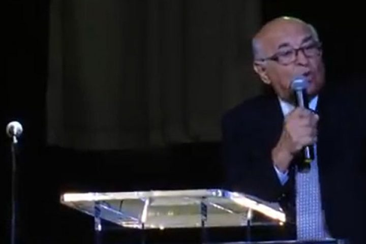 Pastor Juan Dicesare