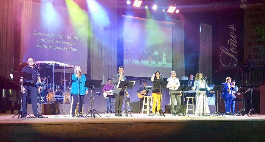 Misiones de la Iglesia Verdad en Amor