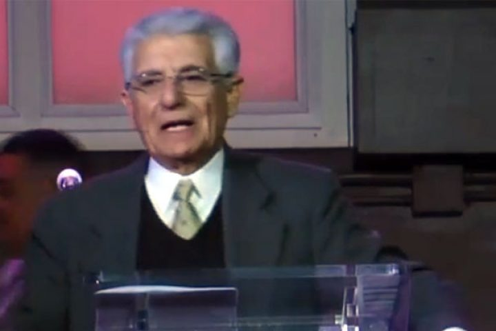 Domingo 31 de Marzo, 2019 Pastor Daniel Dominguez Iglesia Verdad en Amor Centro Familiar Cristiano