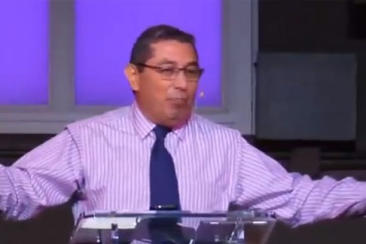Pastor José Rivero