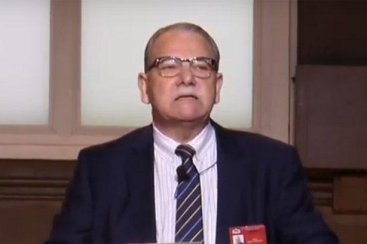 Pastor Hugo Vainstein