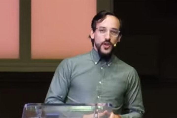 Pastor Christopher Mattix