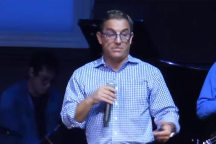 Pastor Daniel Dominguez Jr